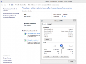 cambiare dns in windows 8