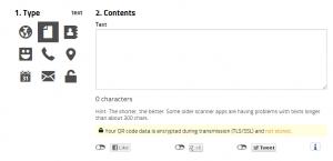 come creare un qr code
