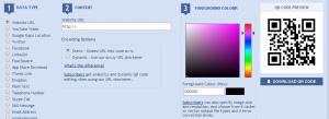 generare codice qr online