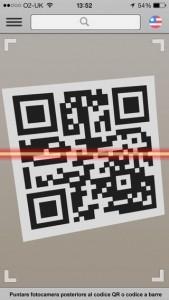 lettori di qr code