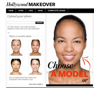 make up virtuale gratis online