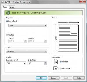 stampante pdf gratis online