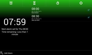 sveglia per android gratis
