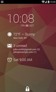widget android gratis online