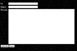 spedire mail