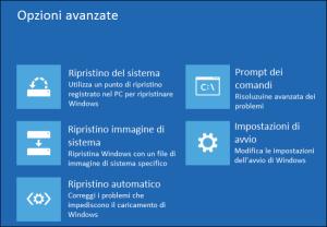 windows 8 modalita provvisoria