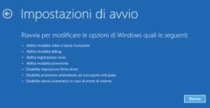 windows 8.1 modalita provvisoria
