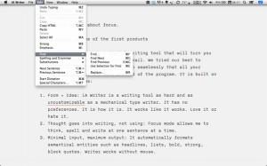applicazioni per scrivere mac