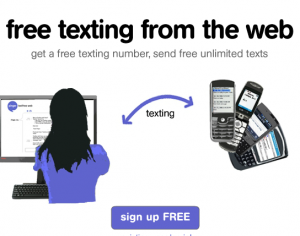 ricevere sms