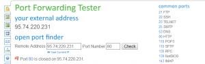 test porte aperte online
