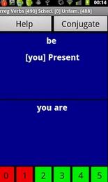 verbi inglese