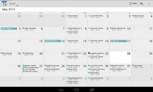 applicazioni calendario per android