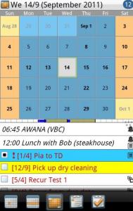 applicazioni per gestire calendario