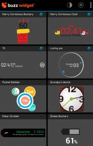 creare widget per android
