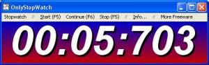 cronometro per pc gratis online