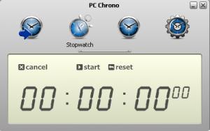 programmi cronometro