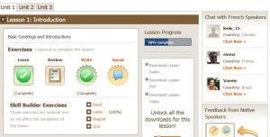 siti per imparare lingue online