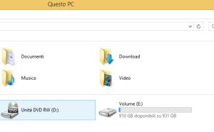 correggere errori hard disk