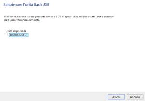 creare disco di ripristino windows 8