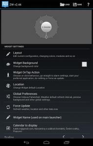 creare widget android gratis online