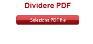 dividere pdf online gratis