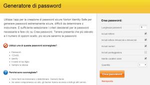 generatore di password online