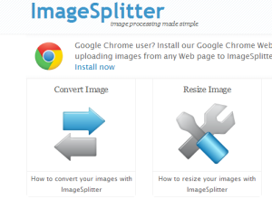 ridimensionare immagini online gratis