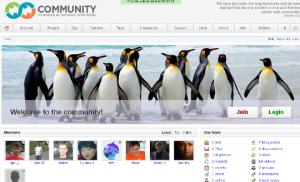 creare un social network