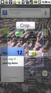 fare screenshot con android