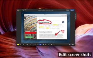 foto schermo mac gratis