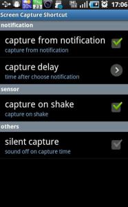 schermo android
