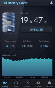 applicazioni per batteria android