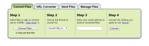 convertire file pub in pdf