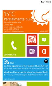 applicazioni meteo windows phone