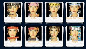 creare copertine di riviste